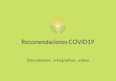 Recomendaciones prácticas COVID19
