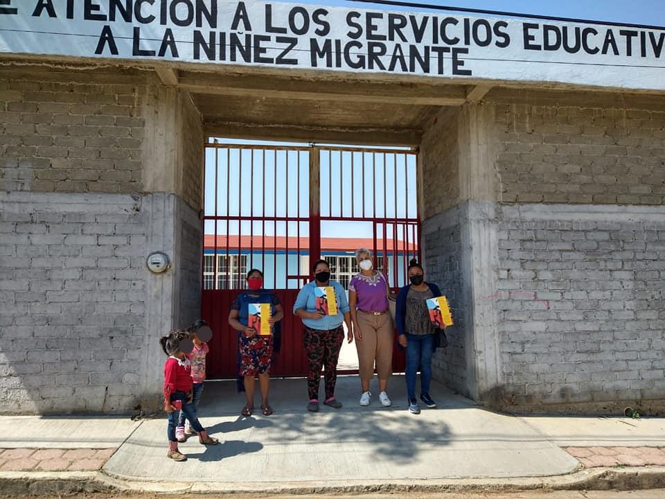 Nonechka: viaje de campo en alianza con CAMINOS-Oaxaca